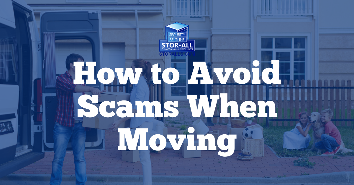 How to Avoid Scams When Moving