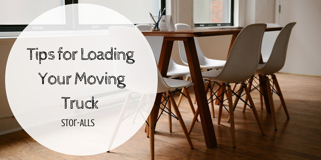 Tips for Loading Your Moving Truck
