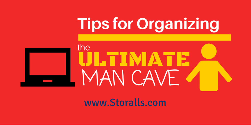 Tips for Organizing the Ultimate Man Cave