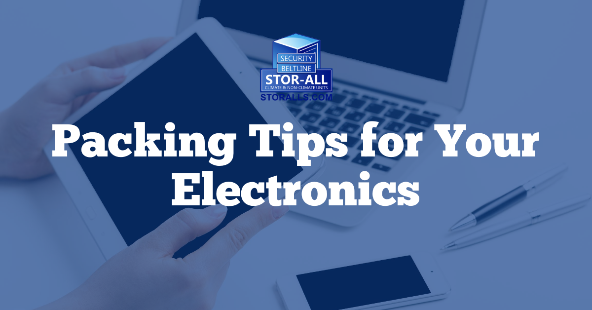 Packing Tips for Your Electronics